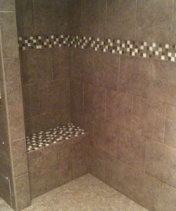 Oak and Stone Flooring, Tile Shower South Jersey