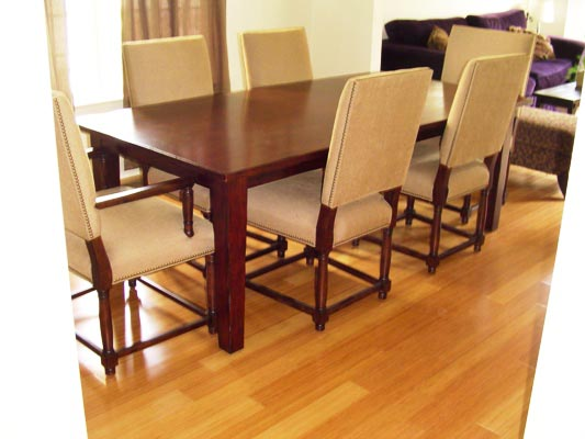 Carbonized vertical bamboo mays landing nj oak and stone flooring south jersey nj pa de - Basic facts about carbonized bamboo furniture ...
